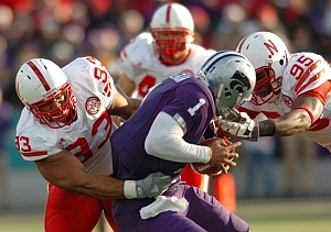 Kansas State Vs Huskers Lincoln Ne