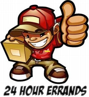 24 hour errands Lincoln Ne