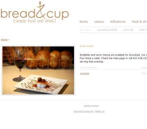 Bread & Cup Delivery Lincoln Ne