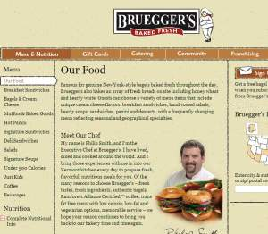 Bruegger's Bagels Delivery Lincoln Ne