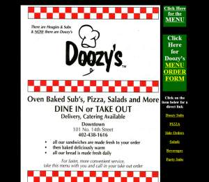 Doozys Delivery Lincoln Ne