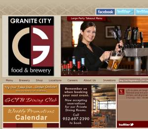Granite City Delivery Lincoln Ne