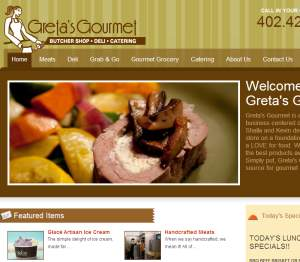 Gretas Gourmet Delivery Lincoln Ne