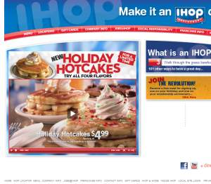 IHOP Restaurant Delivery Lincoln Ne