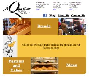 La Quartier Baking Co. Delivery Lincoln Ne