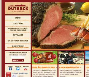 Outback Steakhouse Delivery Lincoln Ne