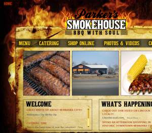 parkers smokehouse Delivery Lincoln Ne