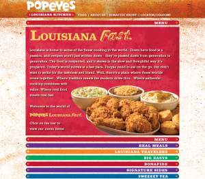 Popeyes Chicken Delivery Lincoln Ne