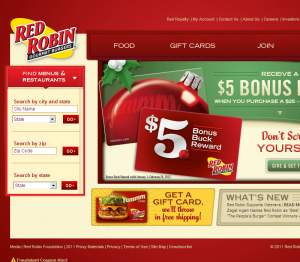 Red Robin Delivery Lincoln Ne