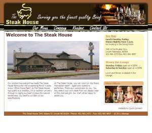 The Steak House Restaurant Delivery Lincoln Ne